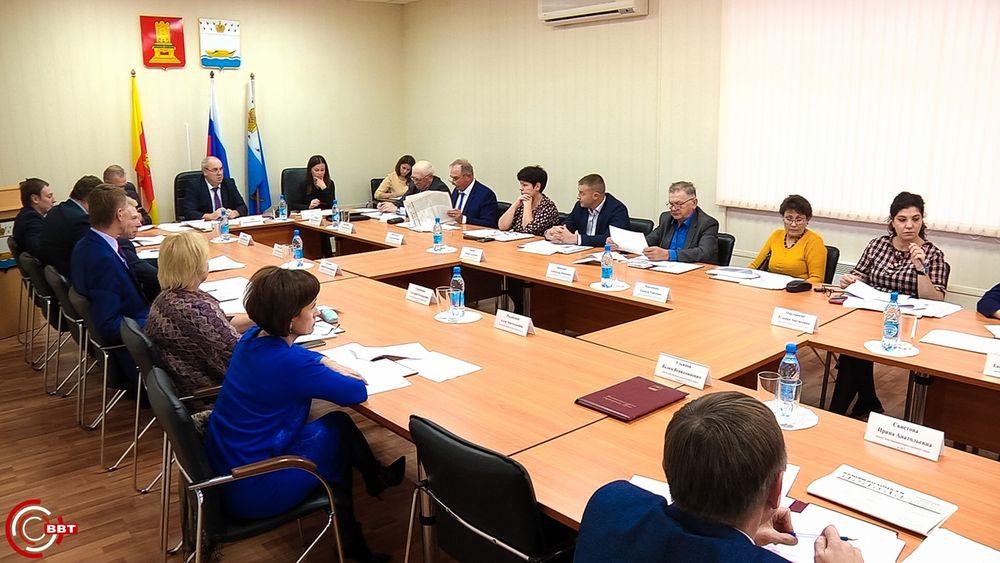 В Вышневолоцком городском округе утвердили структуру администрации