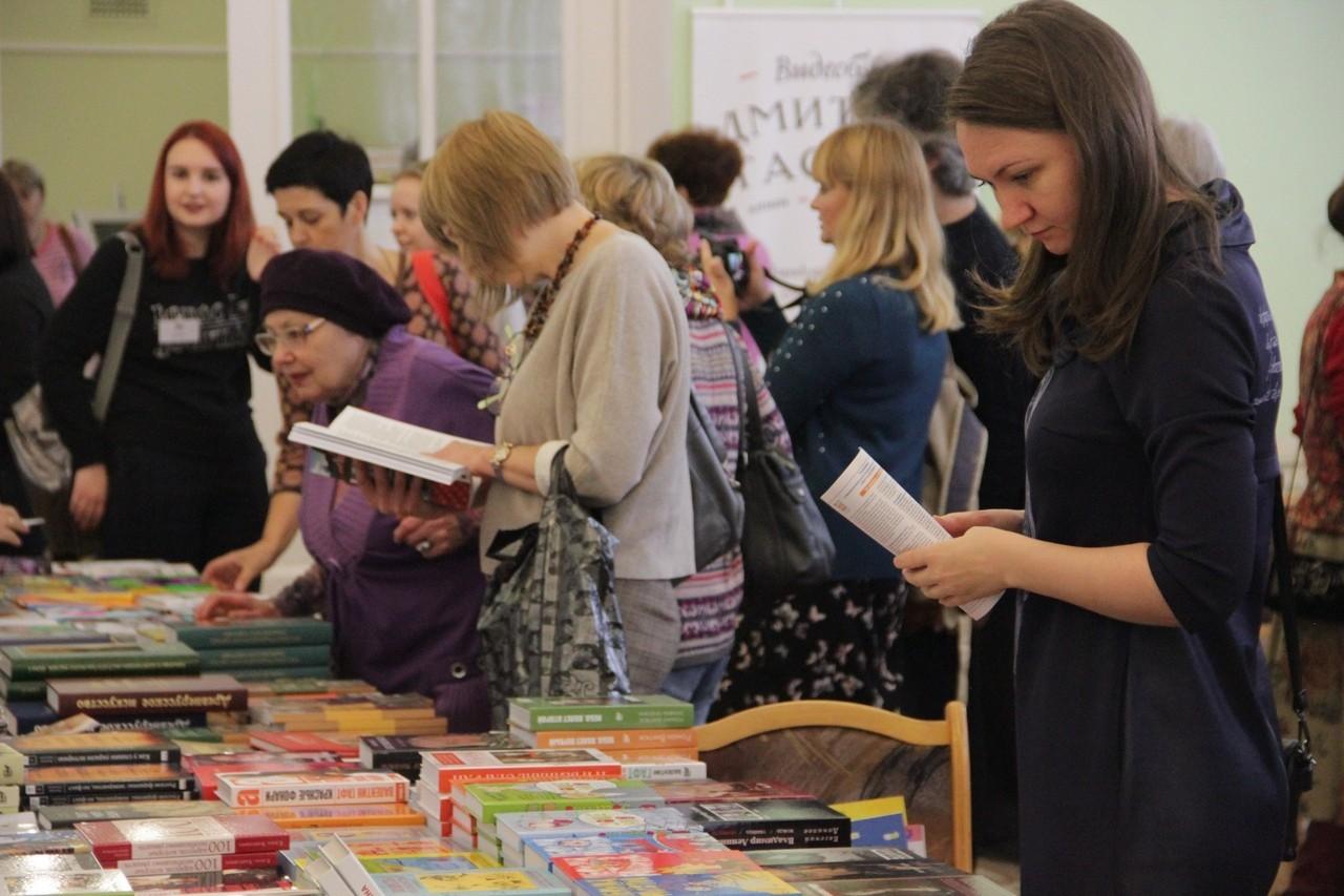 На выставке-ярмарке «Тверской переплет» состоится конкурс чтецов басен И.А. Крылова