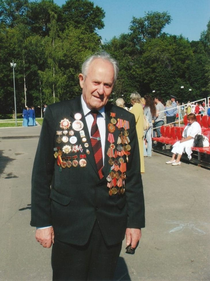 Евгений Книга: Я дал себе слово дожить до открытия мемориала Советскому солдату