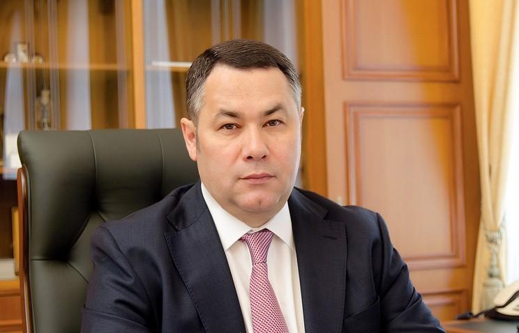 Игорь Руденя принимает участие в заседании Совета при полпреде президента РФ в ЦФО