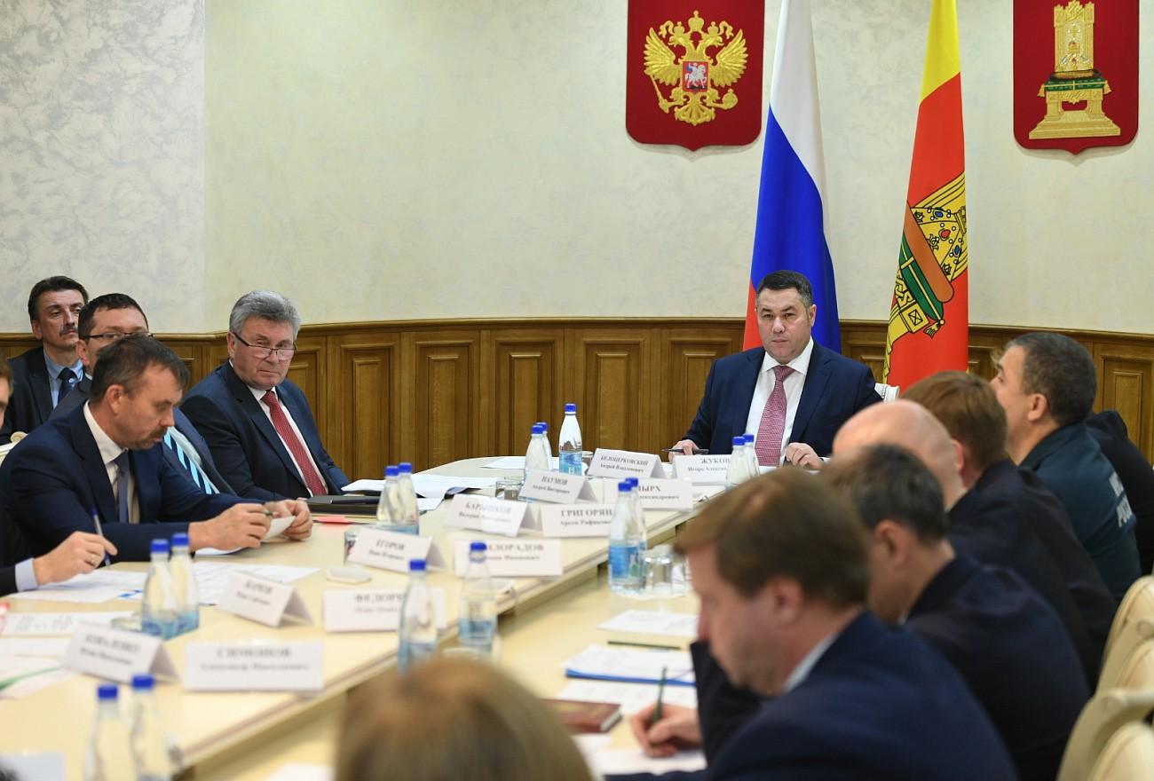 Электроснабжение в Тверской области восстановят к полуночи