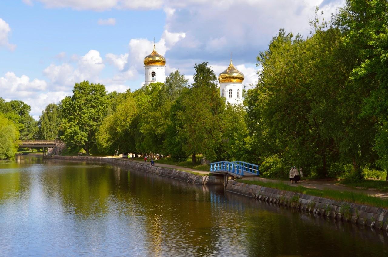 Вышний Волочек оказался одним из самых привлекательных туристических направлений этой осени