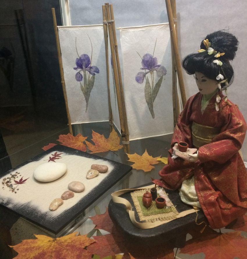 Музей в Удомле превратился в «Маленькую Японию»