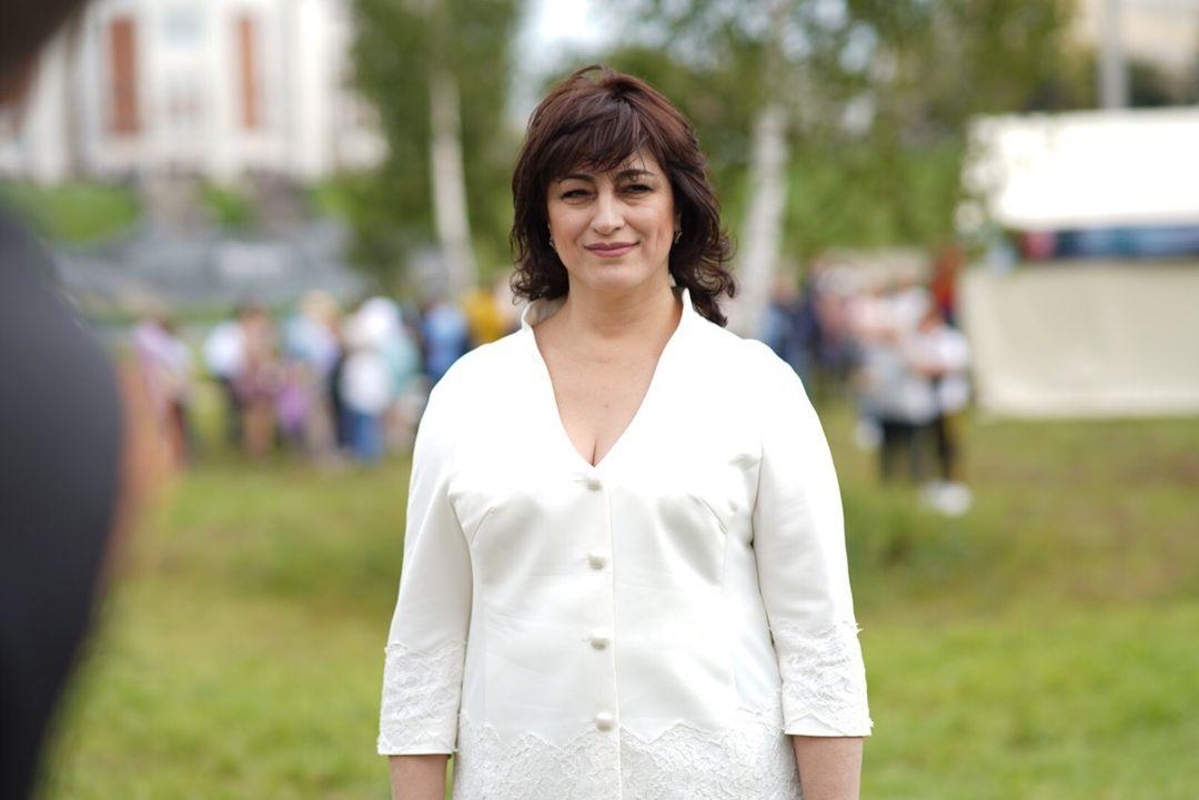 Ирина Шереметкер: Этот центр может стать местом изучения полезного опыта тверских предпринимателей