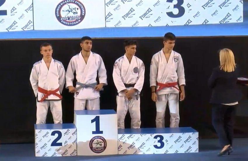 Тверские борцы стали призерами первенства мира по джиу-джитсу