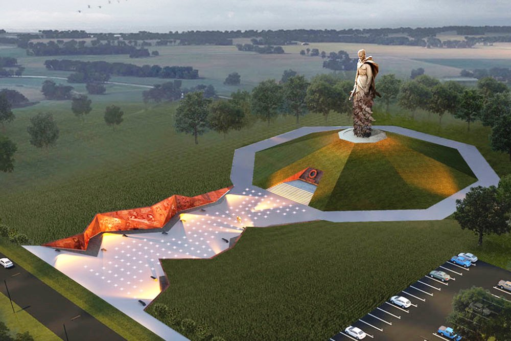 Компания «Россети Центр» обеспечила электроснабжение одного из крупнейших мемориальных комплексов