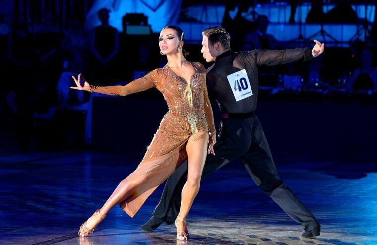 Танцовщица латино из Вышнего Волочка сразится за Кубок мира