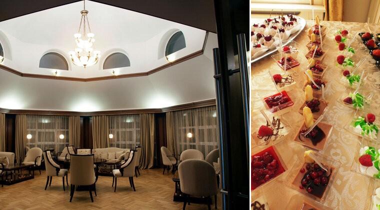 Гостиничный комплекс «Ольгино» поможет поднять уровень ваших бизнес-встреч