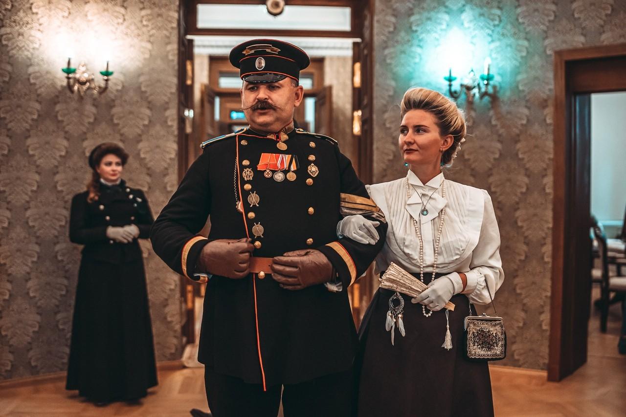 Участники экскурсии «Императорский вокзал» совершили историческое путешествие в начало XX века в Тверской области