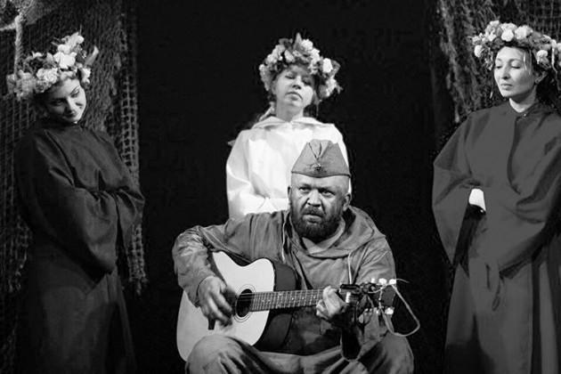 Санкт-Петербургский драматический театр представит в Твери спектакль «Ржев. 42 год»
