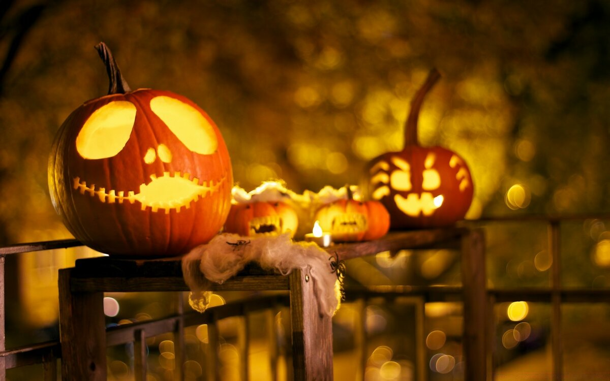 Где в Твери празднуют Хэллоуин
