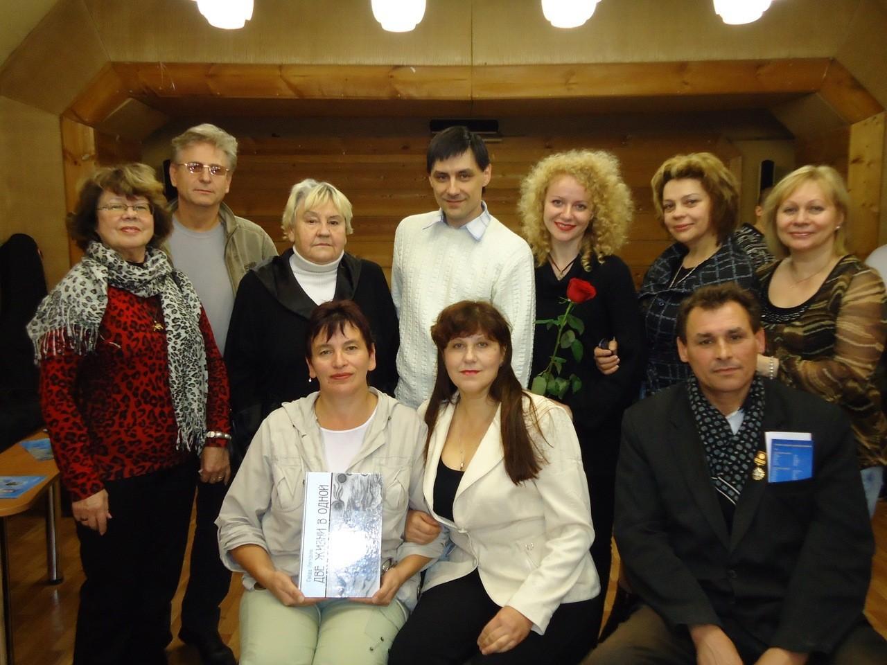 """В библиотеке Герцена отметят 20-летие литературно-музыкального объединения """"Странник"""""""