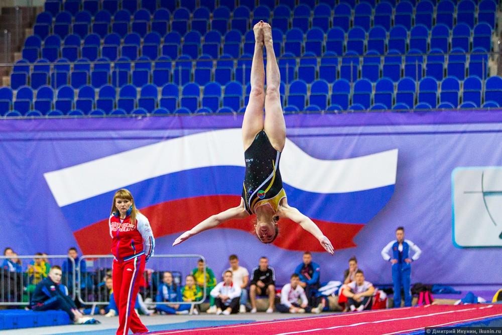 Тверские спортсмены выступят в Токио на чемпионате мира по прыжкам на батуте