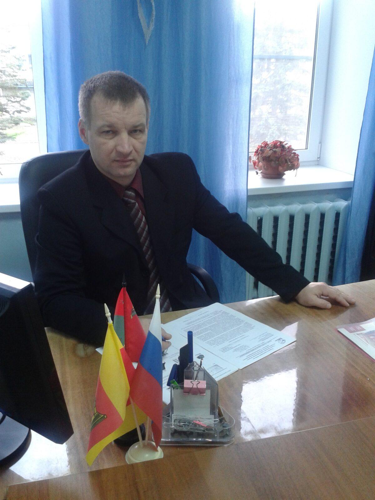 Василий Бирюков: С новым асфальтом наш Мирный будет не узнать