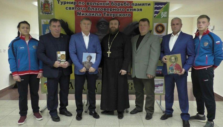 Тверским журналистам рассказали о предстоящем турнире по спортивной борьбе