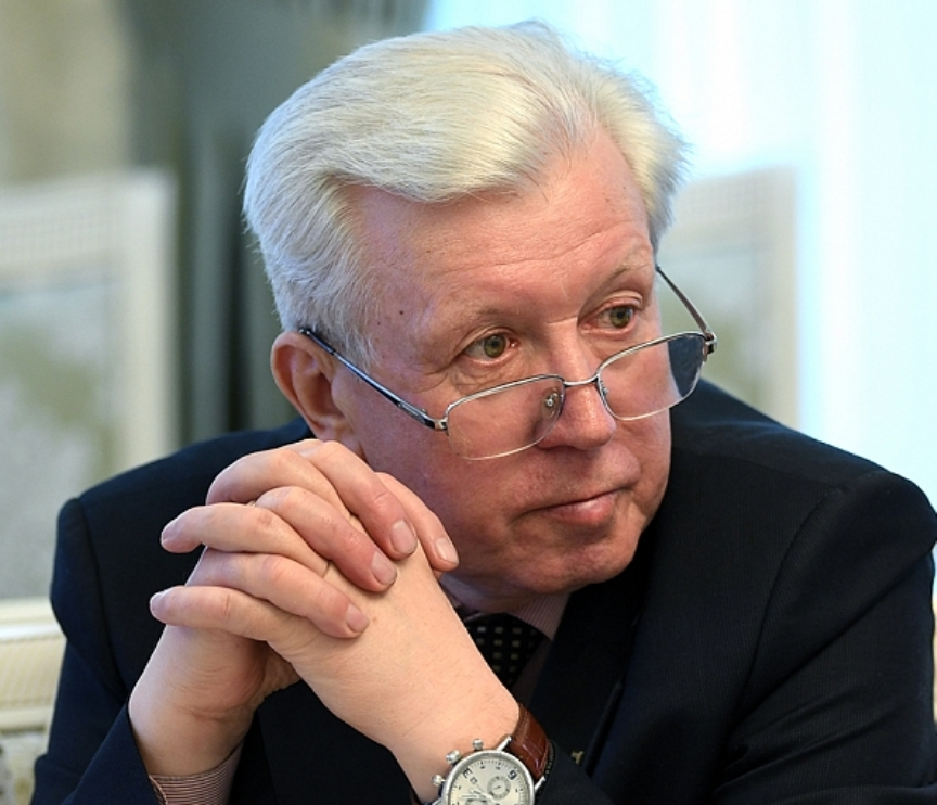 Валерий Румянцев: Приводить в порядок воинские захоронения помогают предприятия