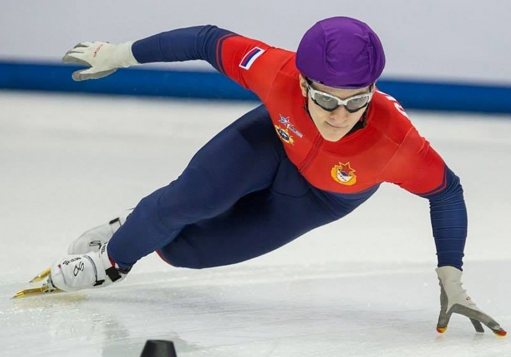 Даниил Ейбог из Твери завоевал бронзу на Кубке мира в Канаде