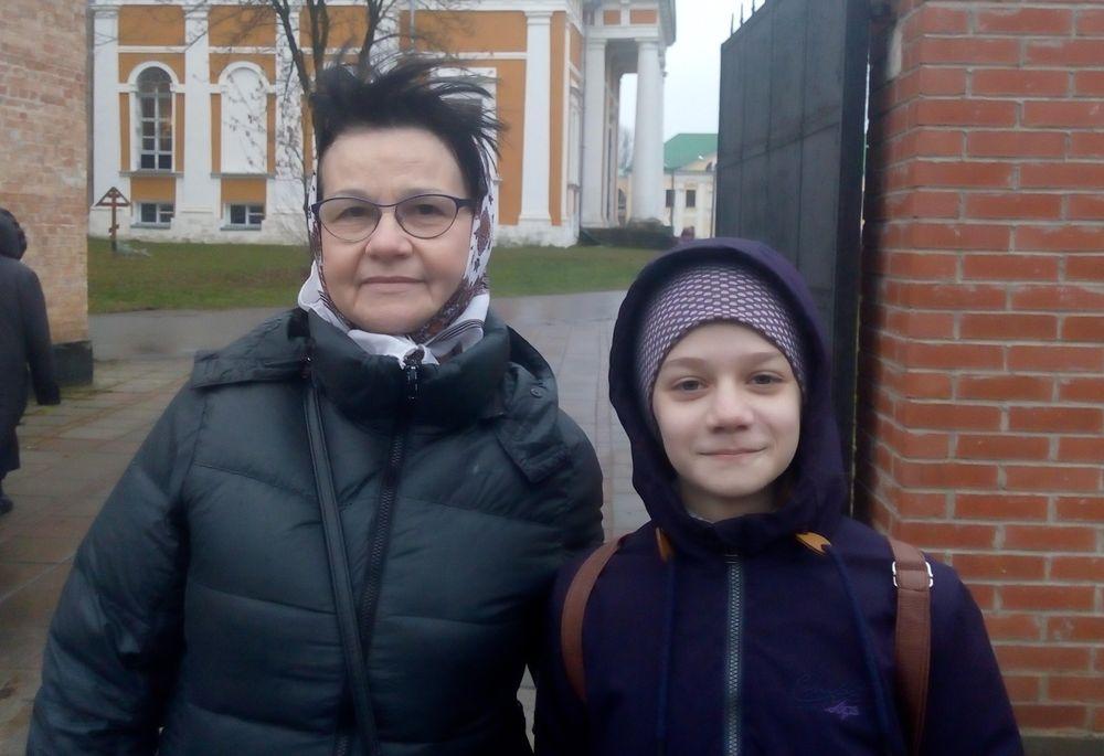 Лидия Лосицкая: Символично, что государственный праздник совпал с духовным