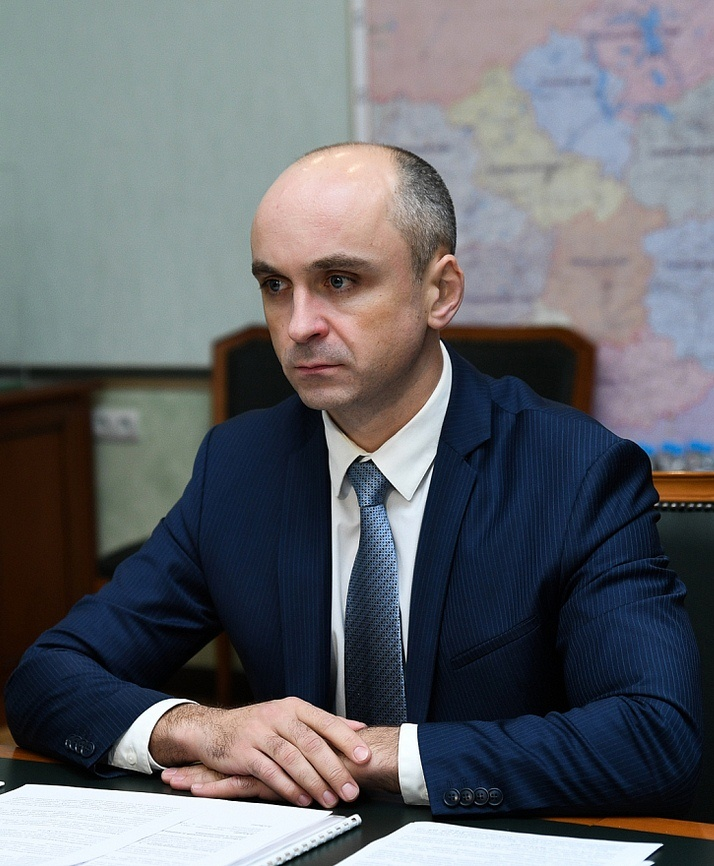 Владимир Пашедко: Мы видим перспективы развития машиностроения