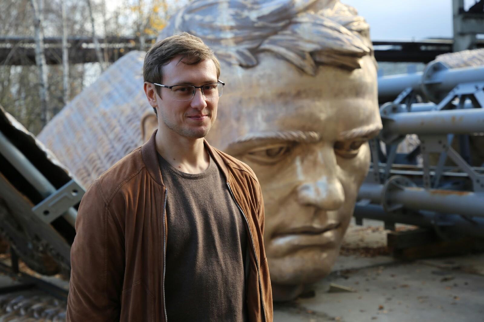 Скульптор Ржевского мемориала рассказал Тверьлайф о времени и монументах