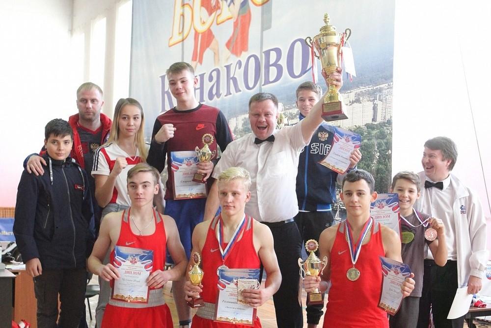 В Конаково за «Кубок Дружбы» боролись 270 боксеров