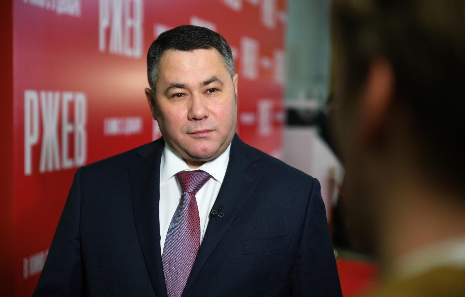 Игорь Руденя принял участие во втором после Тверской области премьерном показе фильма «Ржев» в Москве