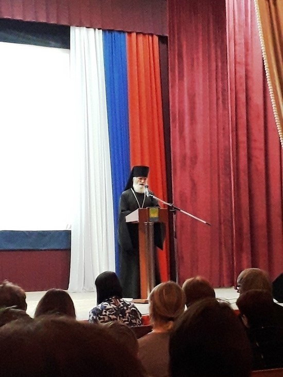 В Андреаполе прошла тематическая межрайонная конференция