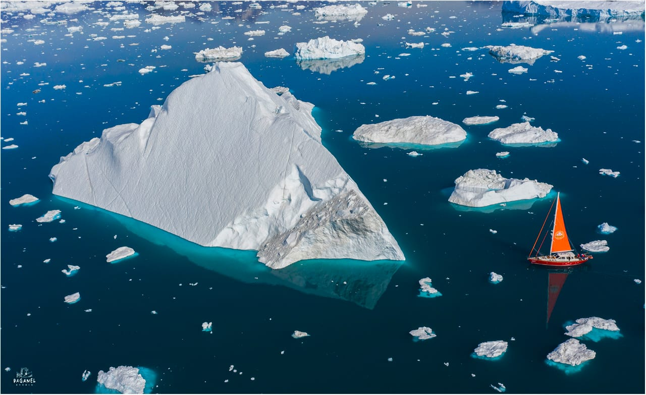 Между нами тает лёд: как тверской парень водит экспедиции через шторма в Антарктиду