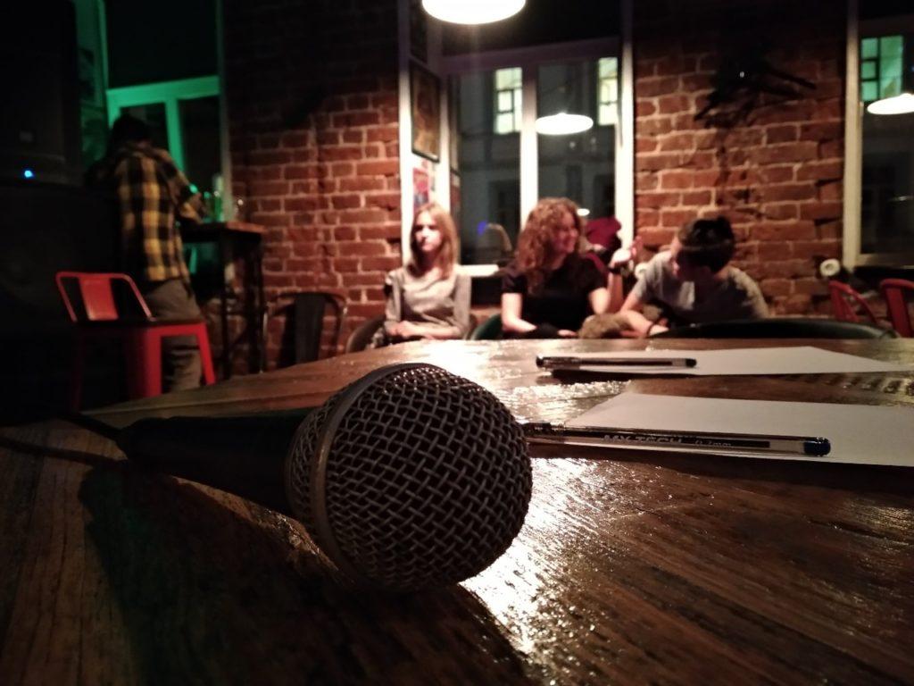 Поэты и блогеры устроят смешной Stand Up в Твери