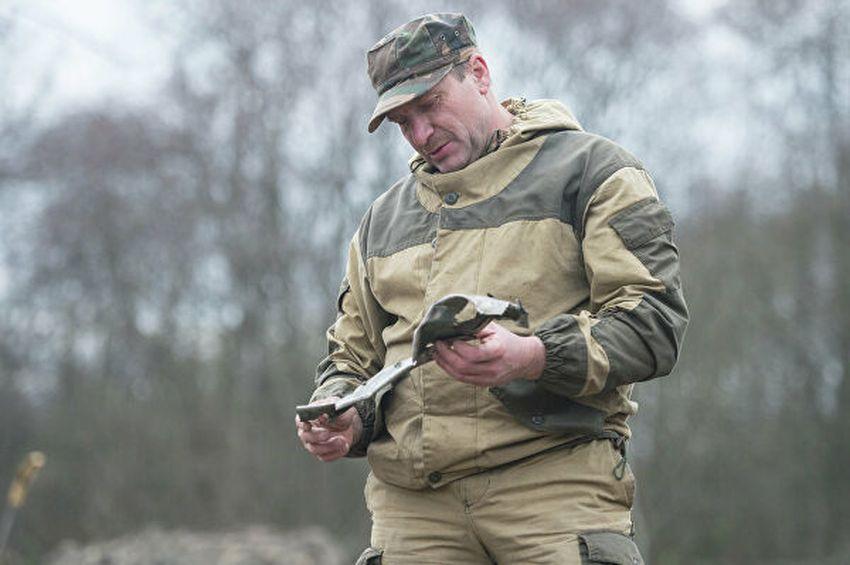 Сергей Петухов: Важно сохранить историю каждого солдата