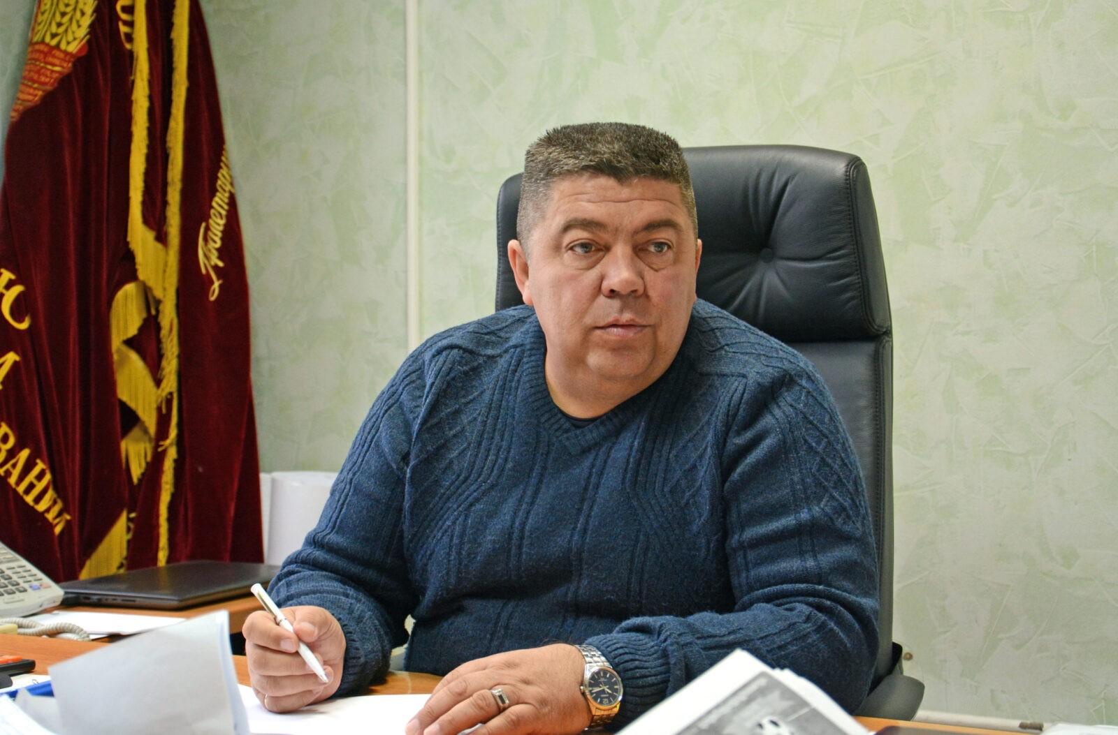 Алексей Тимонов: Комплексное развитие села начинается с поля