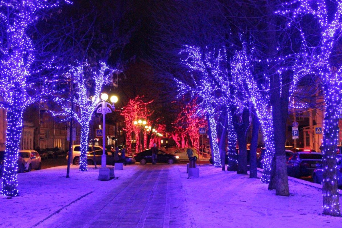 Тверь вошла в десятку популярных городов для проведения новогодних праздников