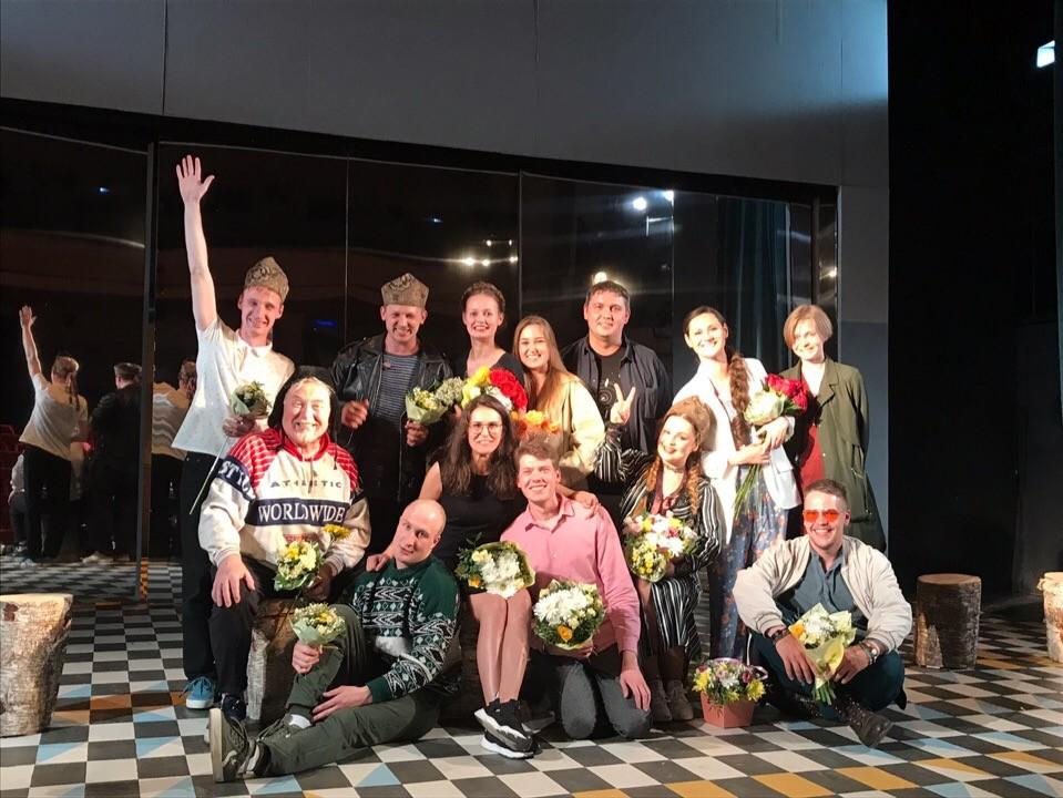 Спектакль «Тверь - Тверь» вошёл в офф-программу премии «Золотая Маска»