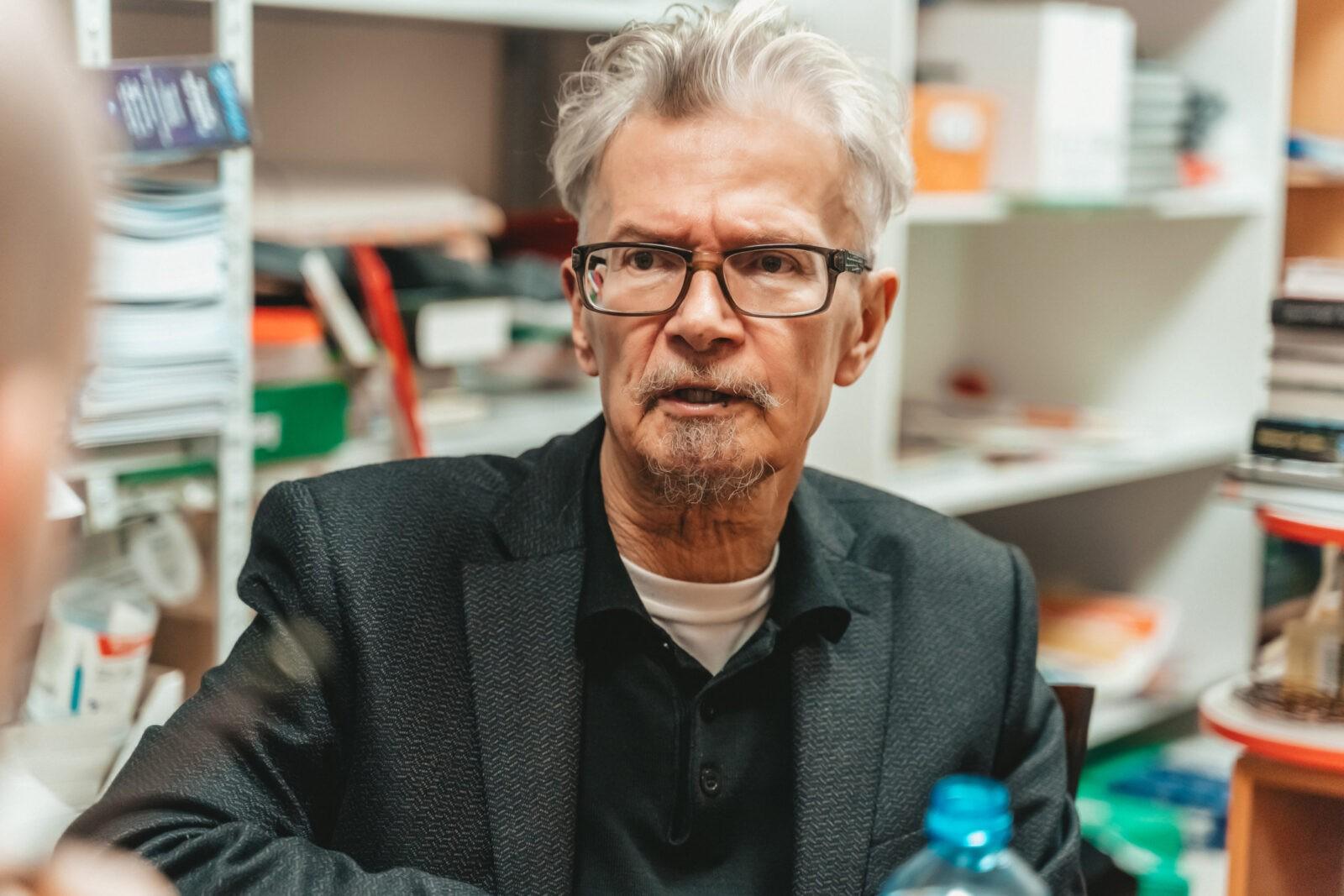 Эдуард Лимонов рассказал Тверьлайф о «желтых жилетах»,грехопадении российских левых и буйстве молодых