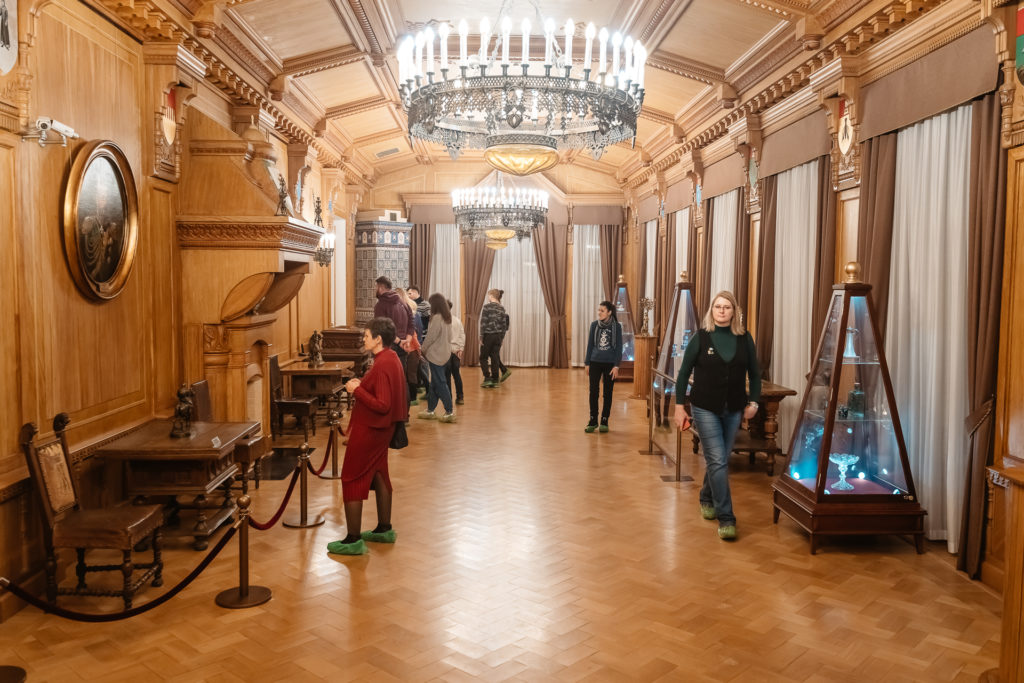 В Тверском императорском дворце прошла «Ночь искусств»