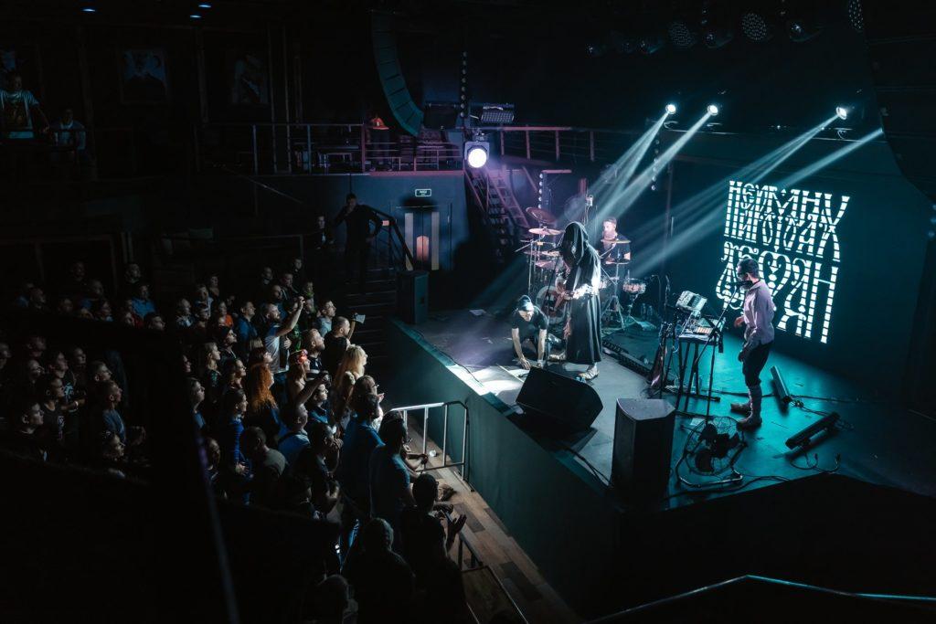 Нейромонах Феофан отметил десятилетие проекта концертом в Твери