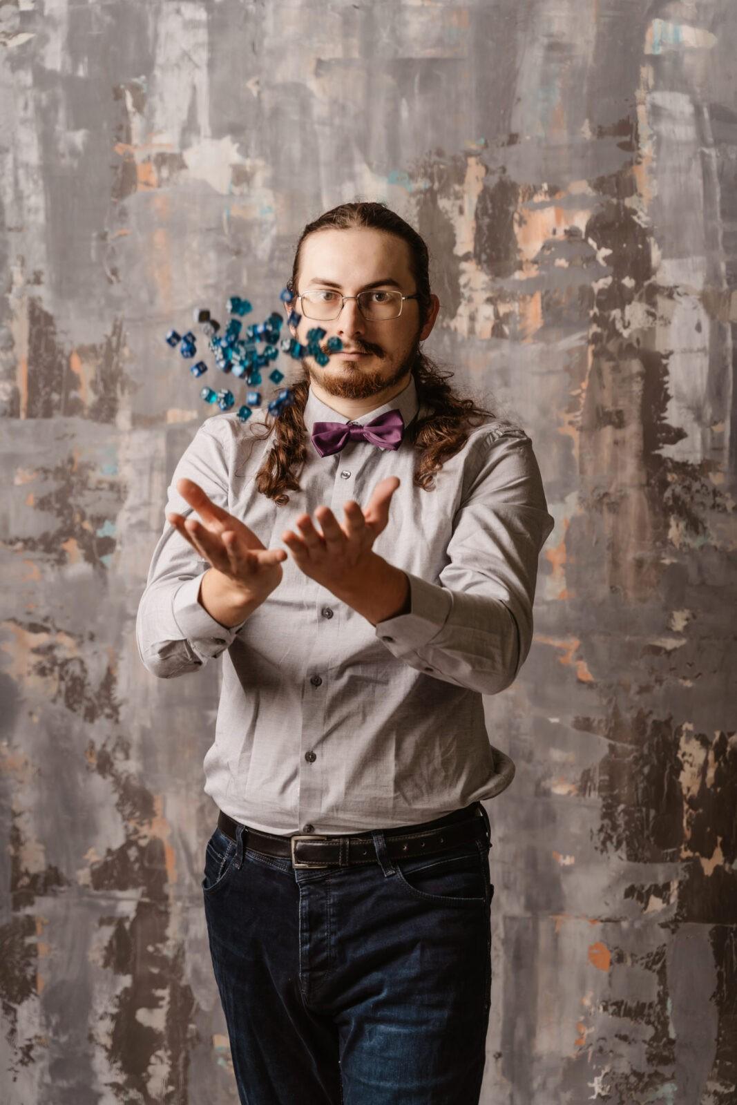 Академия большого взрыва: молодые Тверские учёные снялись в модной фотосессии Тверьлайф