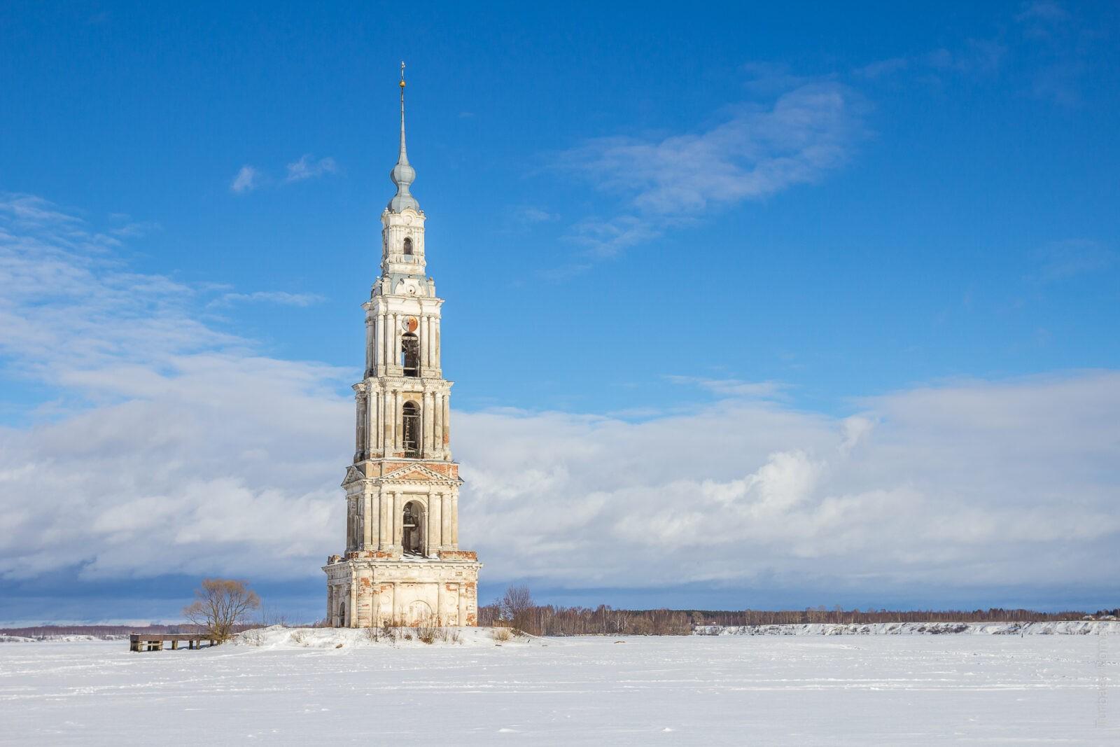 Калязин вошел в пятерку популярных городов для путешествий в новогодние праздники
