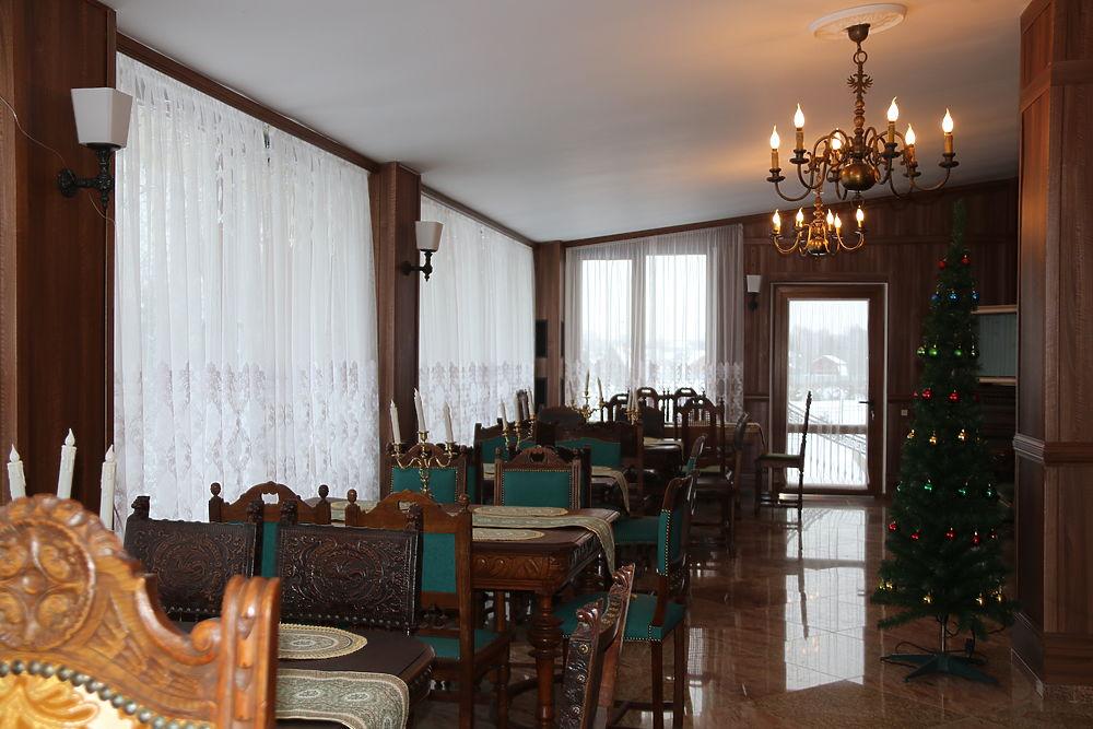 """""""Ольгино"""" предлагает комфортные условия для бизнес-встреч"""