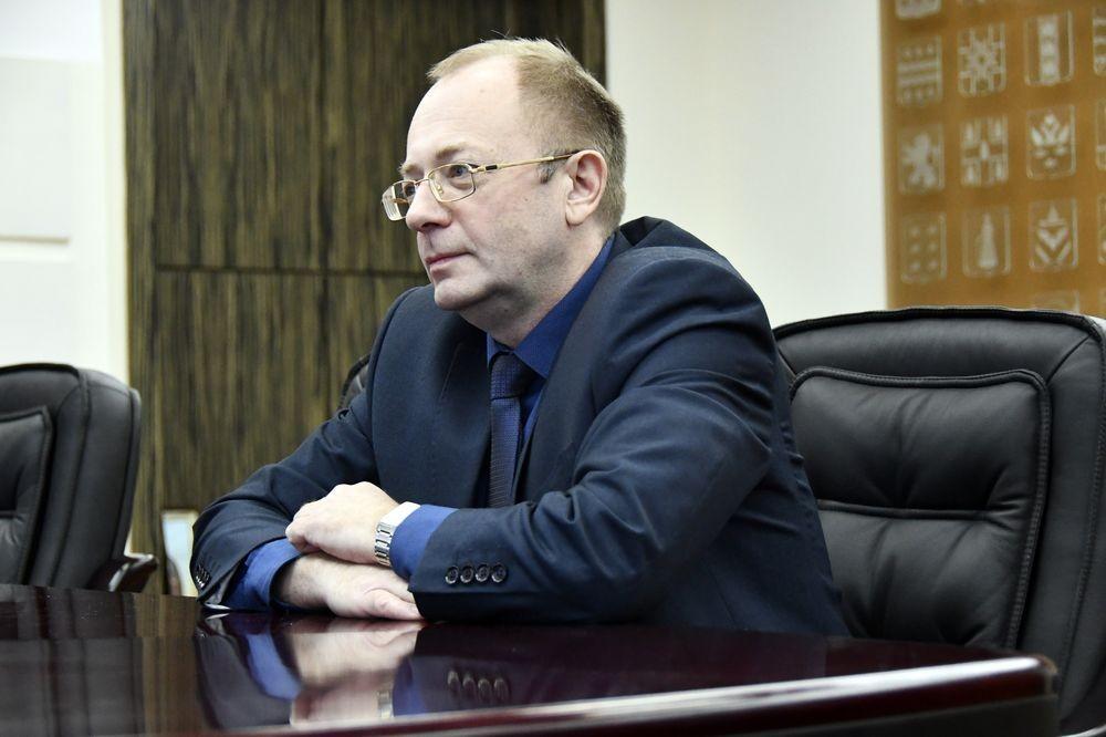 Владислав Шориков: Программа газификации обеспечит ресурсом развития промышленные предприятия Тверской области