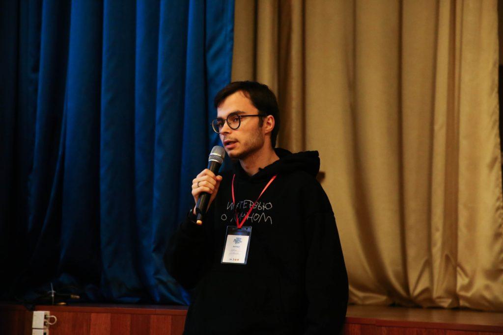 Юный апостол: Иван Сурвилло рассказал Тверьлайф, как вознестись на вершину медиа