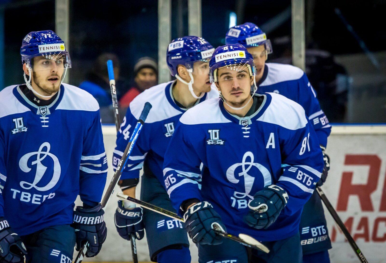 Тверское «Динамо» встретится с «СКА-Нева»