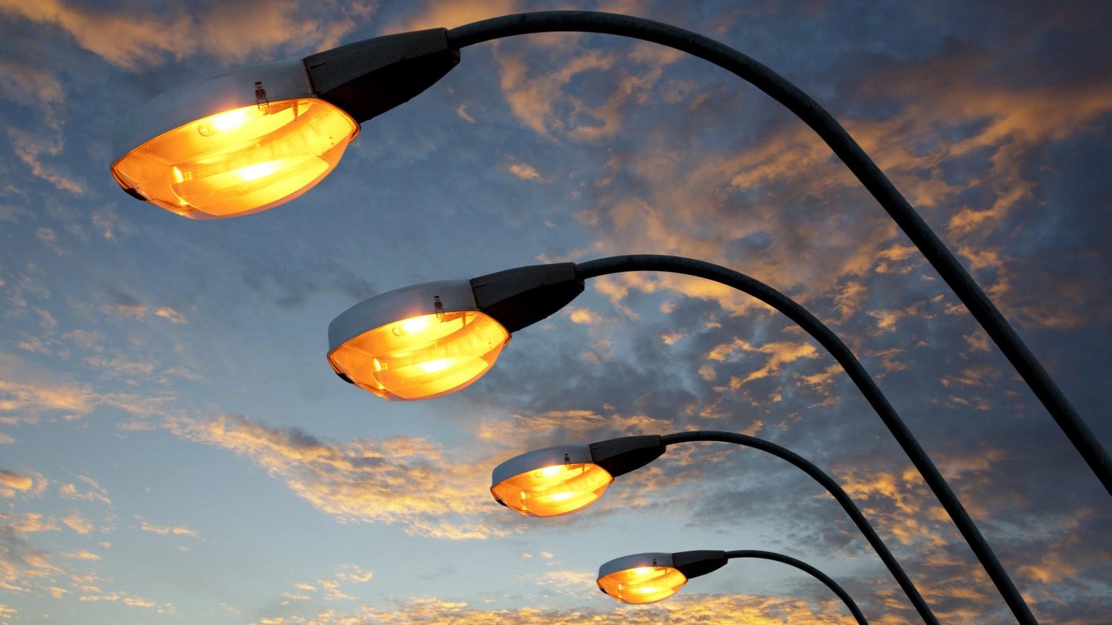 В селе Медное Калининского района осветят центральную улицу