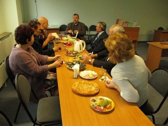 В Андреаполе завершились фольклорно-этнографические Чтения