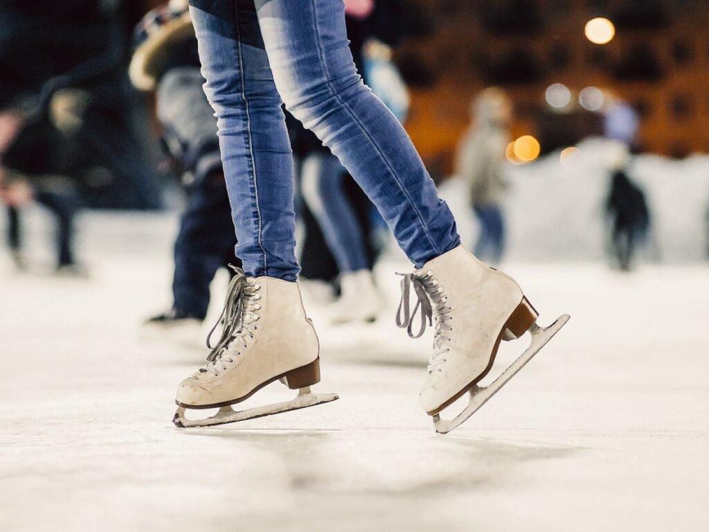 Ноябрь в Твери начинается с катания на коньках
