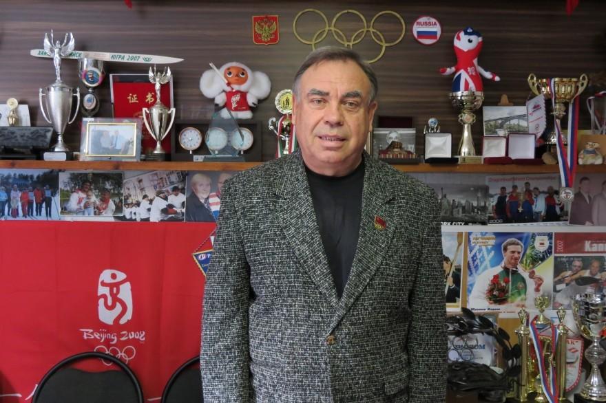 Николай Ковалев: Пока не отремонтируют «Центральный», говорить о «Химике» не стоит