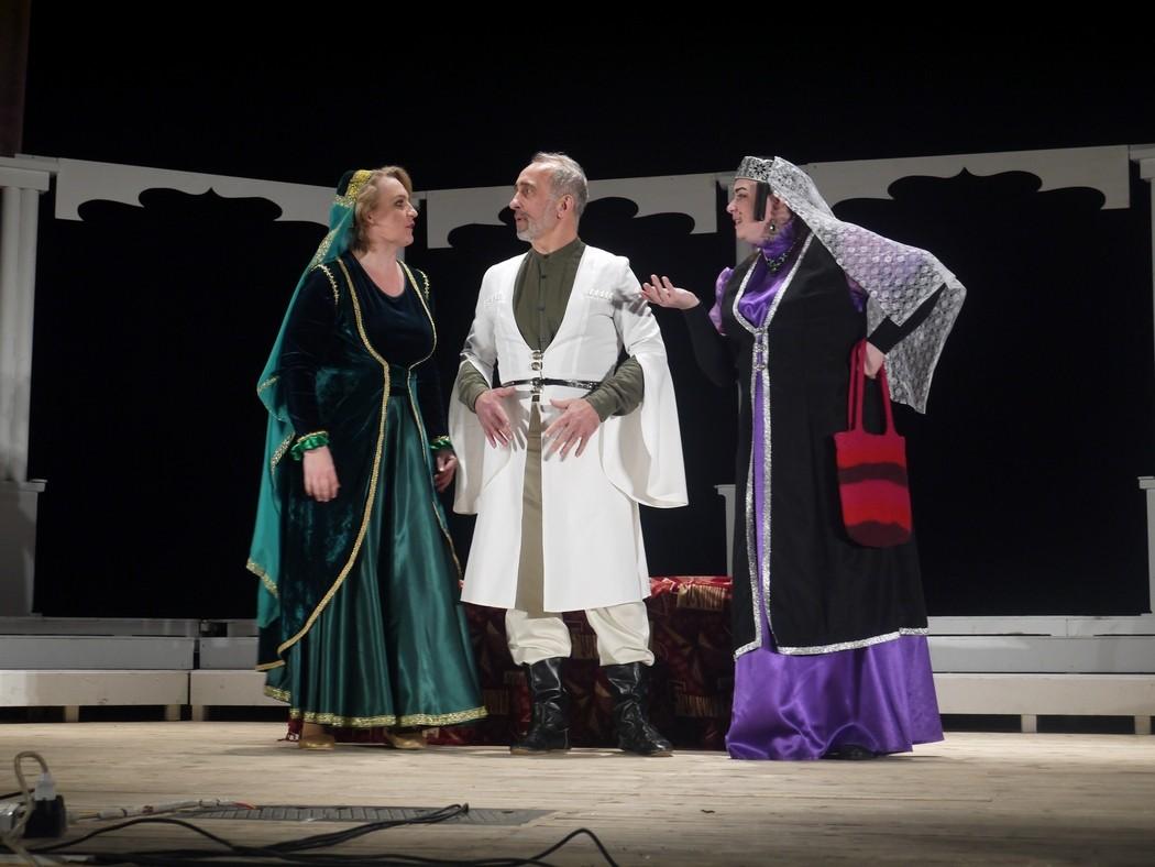 «Тверской ангажемент» соберет лучшие любительские театральные коллективы России