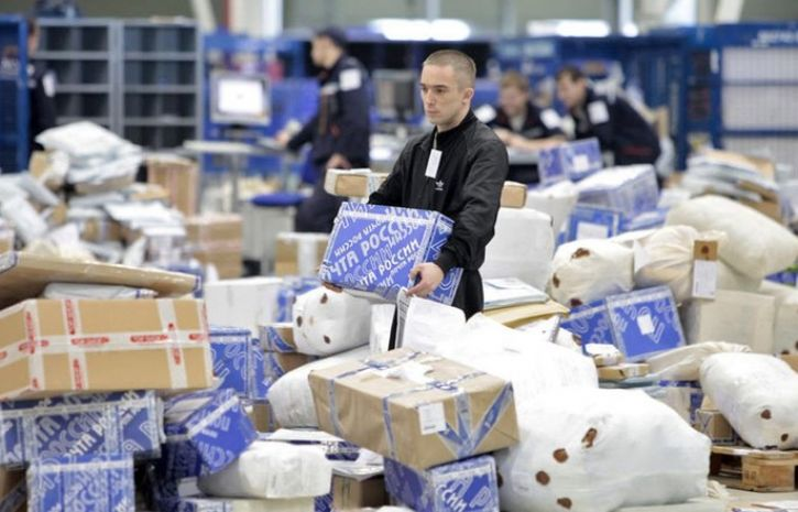 Почта России вдвое сократила контрольные сроки доставки посылок по стране