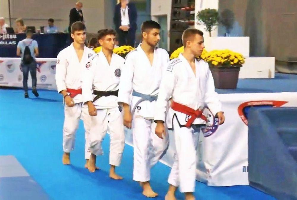 Борцы из Тверской области успешно выступили на соревнованиях в Греции