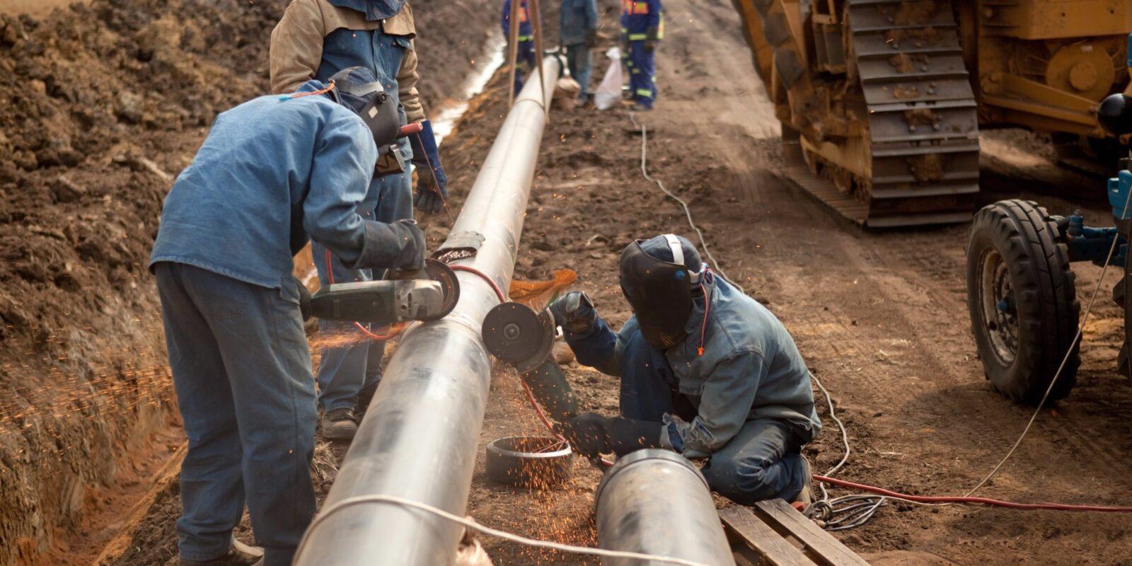 В городе Ржев подключат газ на трех улицах, на которых ведется индивидуальное жилищное строительство